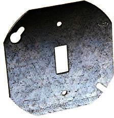 729 4 IN. OCT TOGGLE SWITCH COVER