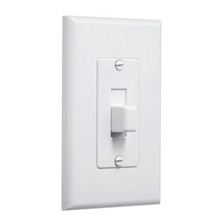2570W 1G WH TOGGLE COVER