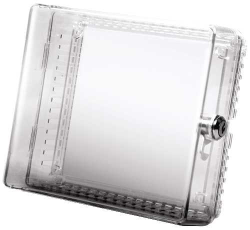 POLYCARBONATE THERMOSTAT COVER MEDIUM