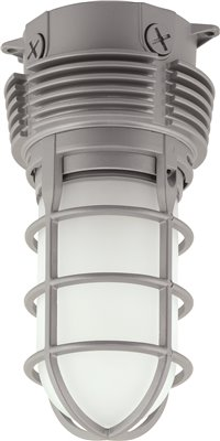 HUBBELL LIGHTING� VAPORTITE LED FIXTURE, CEILING/PENDANT MOUNT, 11 WATTS, 4100K, 120-277 VOLTS