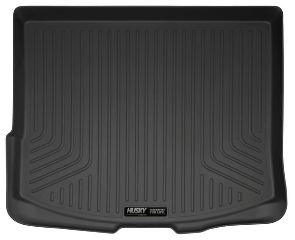 Husky Liners Cargo Liner Fits 13-19 Ford Escape/13-16 Ford Kuga - Black