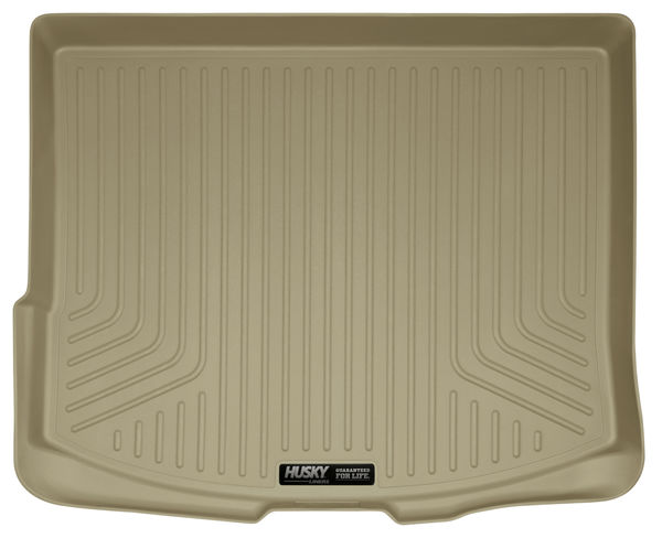 Husky Liners Cargo Liner Fits 13-19 Ford Escape/13-16 Ford Kuga - Tan