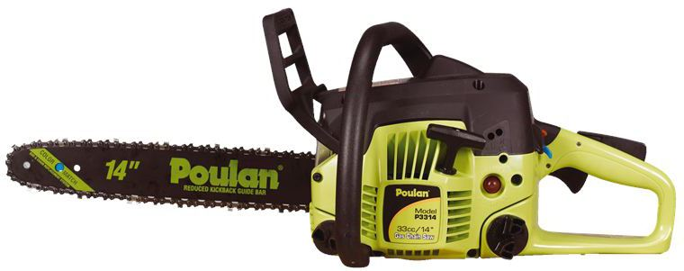 PL3314 14 IN. 33CC GAS CHAIN SAW