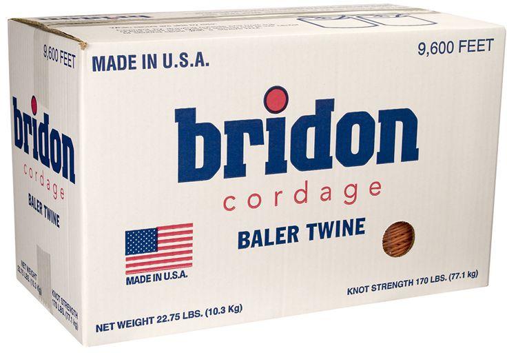 9600 BRIDON PLASTIC TWINE