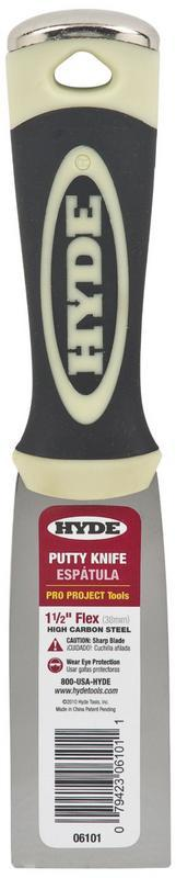 06101 1-1/2 IN. FLEX PUTTY KNIFE