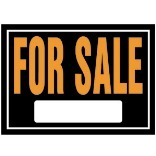 10X14 For Sale Aluminum Sign