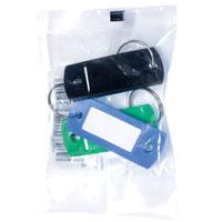 KEY ID- TAG W/SPLIT RING