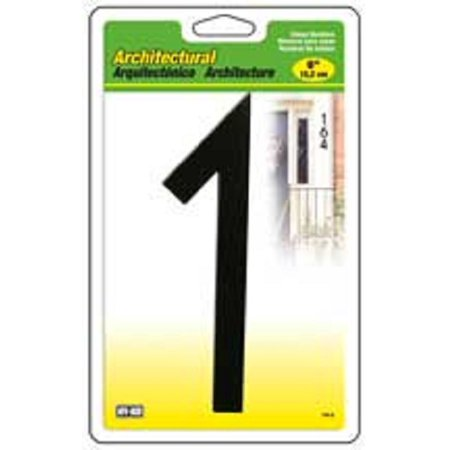 Hy-Ko Architectural FM-6 House Number, 1