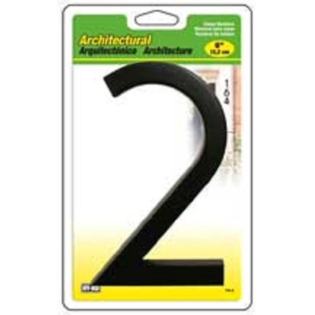 Hy-Ko Architectural FM-6 House Number, 2