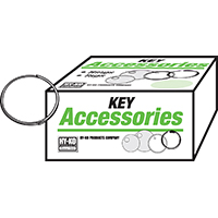 KEY RING WIRE 1000/BOX