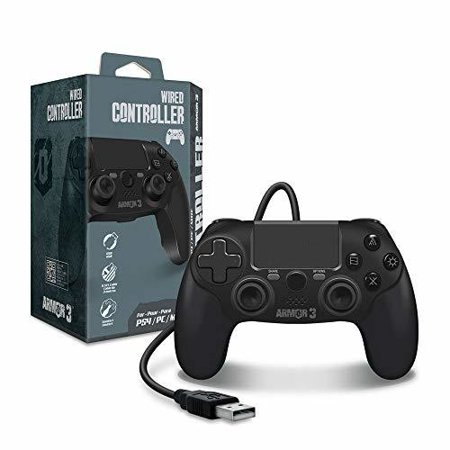 ARMOR3 M07341 WIRED GAME CONTROLLER FOR PS4 PC AND MAC