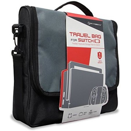 HYPERKIN M07247 TRAVEL BAG FOR SWITCH AND ACCESSORIES
