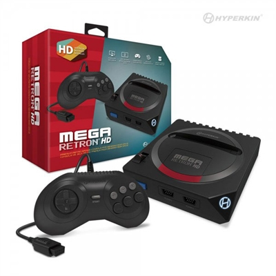 HYPERKIN M07312 MEGARETRON HD GAMING CONSOLE FOR GENESIS AND