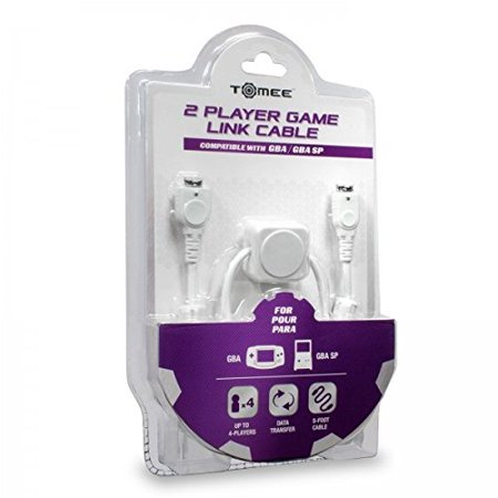 HYPERKIN M04075 TOMEE 2 PLAYER LINK CABLE FOR GAMEBOY ADVANCE