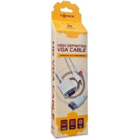 HYPERKIN M07017 DREAMCAST TOMEE HD VGA CABLE.