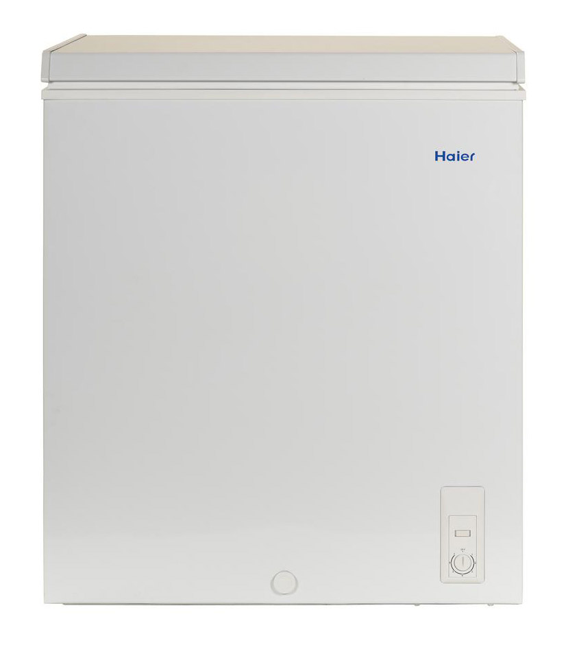 Haier 5.0 cuft Chest Freezer White