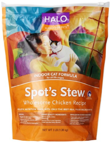 Spots Stew - Cat - Wholesome Chicken ( 6 - 3 # )