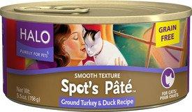 Spots Pate Cat Trky&Duck ( 12 - 5.5 OZ )
