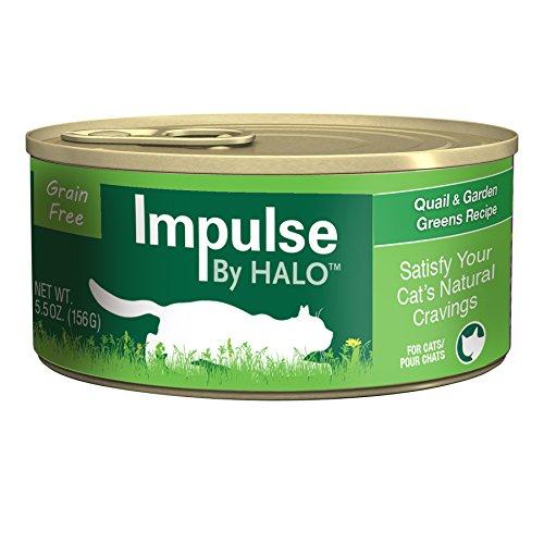 Impulse Cat Quail Grns We ( 12 - 5.5 OZ )