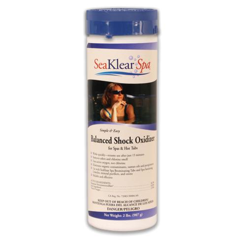 Water Care, Seaklear, Shock Oxidizer, 2lb Bottle