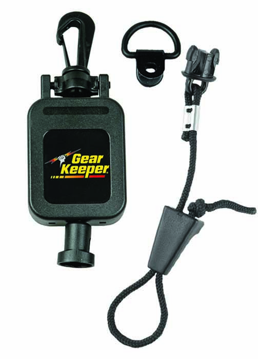"RETRACTABLE CB MIC KEEPER 28"" CORD (RT4-4112)"