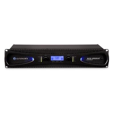 CROWN 2x650W Power Amplifier