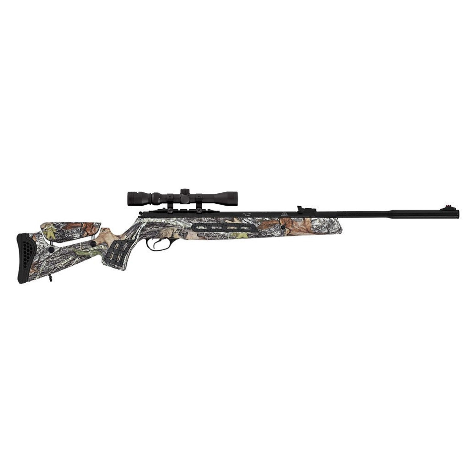 Hatsan Mod 125 Sniper Vortex QE .177 Caliber-Scope Camo