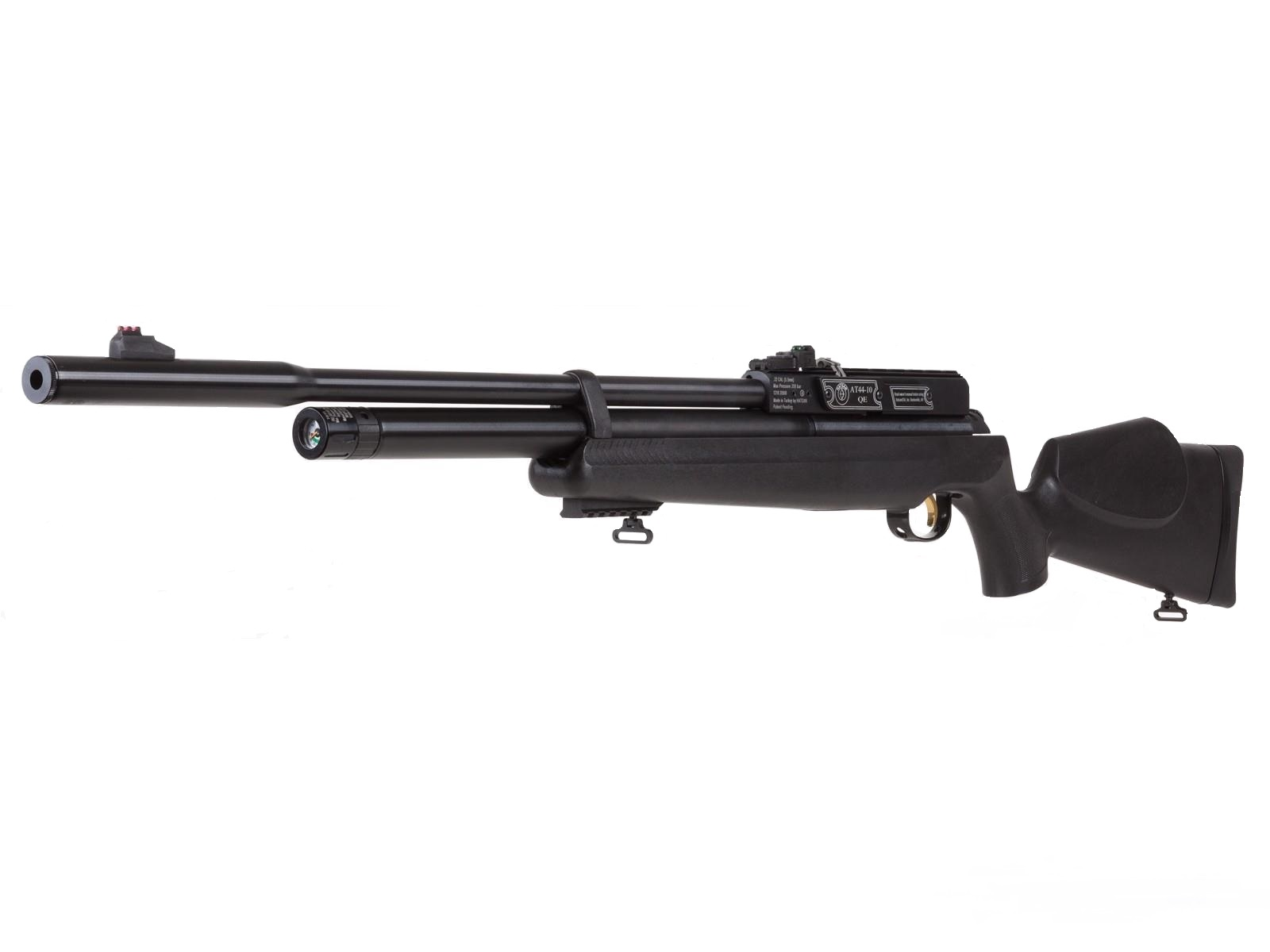 Hatsan AT44S10 Long .22  cal Open Sight Air Rifle