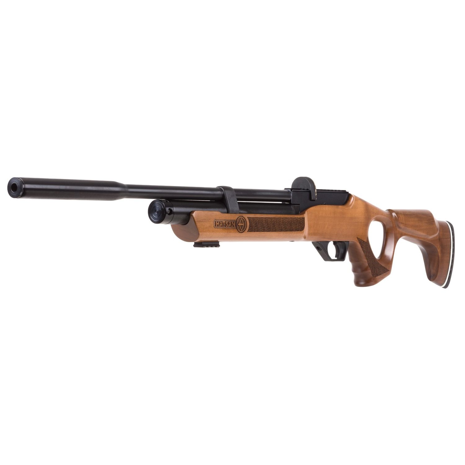Hatsan Flash Wood Quiet Energy .177 Air Rifle