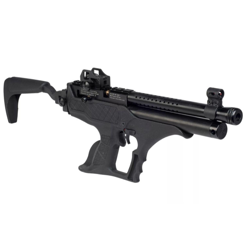 Hatsan Sortie Tact Semi Auto PCP Air Pistol .25 cal