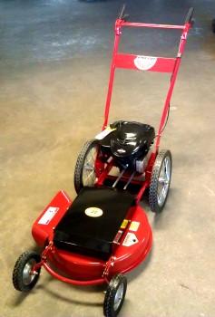 Even Cut High Wheel Mower_ model 22B675BP (Commercial Walk-Behind Mowers)