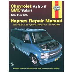 CHV ASTRO 85-05 799-1157