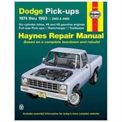 DODGE PU 74-93 799-1160