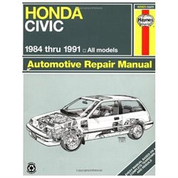 HON CIVIC 84-91 799-1168
