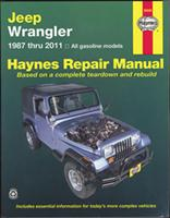 Jeep� Wrangler Repair Manual