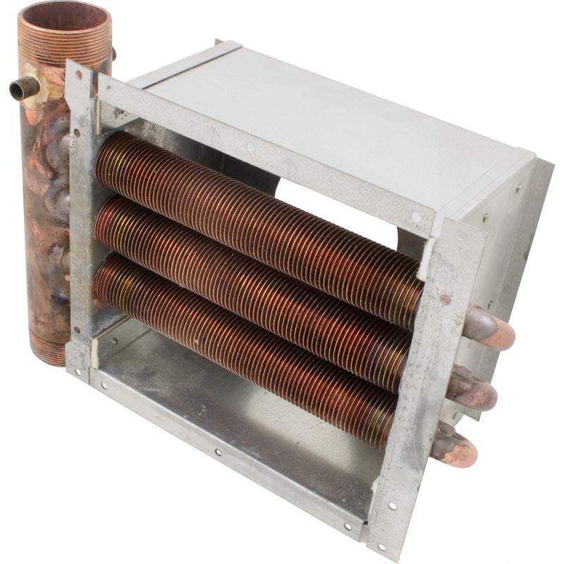 HEAT EXCHANGER, H-SERIES ABOVE GROUND