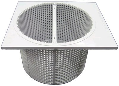 Basket w/Square Adaptor, Skimmer, Hayward