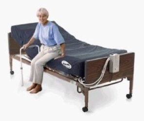 Smart-Rail™ for Invacare Hospital Style Beds