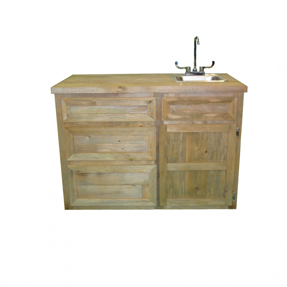 Bar with Sink