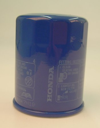 "HO-15400PLMA01PE Oil Filter for all 18HP GX610, 20HP GX620, & 24HP GX670 engines, 2-3/4"" O.D, 15400-PLM-A01PE Honda Engine Parts"