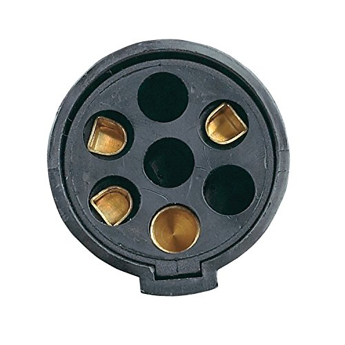 7 ROUND PIN TO 4 FLAT ADAPTER