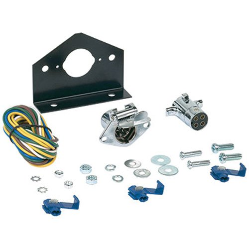4 POLE ROUND CONNECTOR KIT