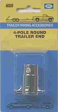 4 POLE ROUND TRAILER END