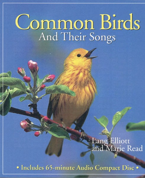 Common Birds and Their Songs CD