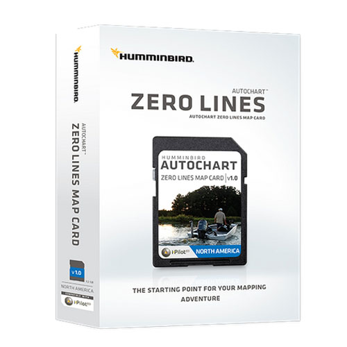 AUTOCHART ZERO LINE   Electronic Chart