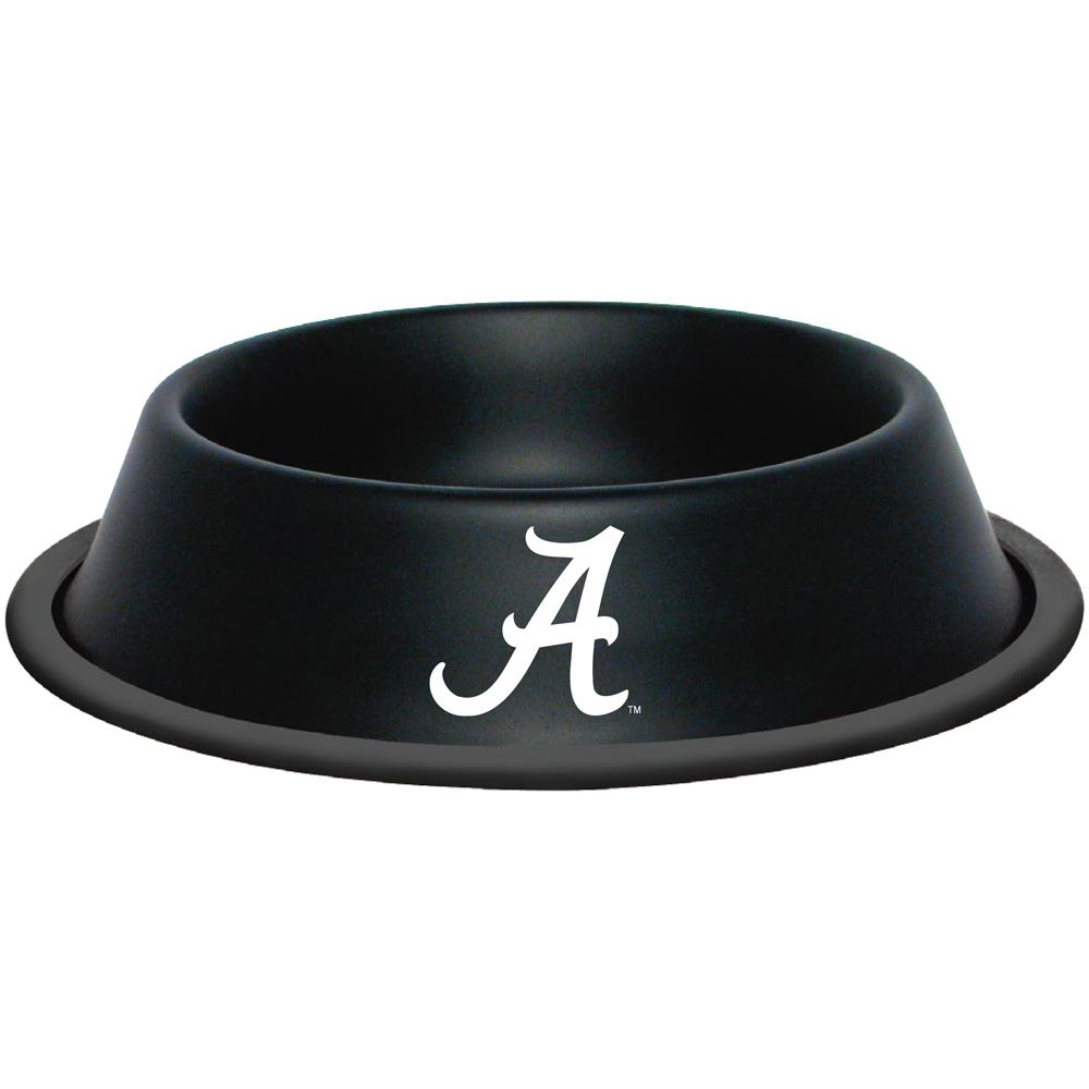 10 x 2 Alabama Dog Bowl - Stainless