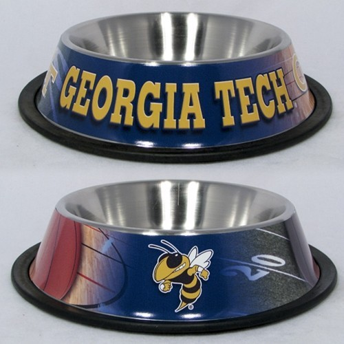 10 x 2 GEORGIA TECH -PET BOWL WRAP