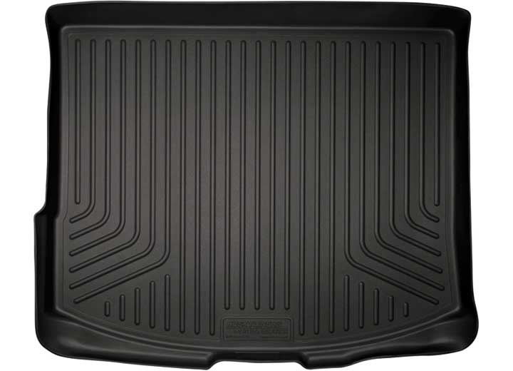 13-17 ESCAPE TO BACK OF 2ND ROW CARGO LINER BLACK