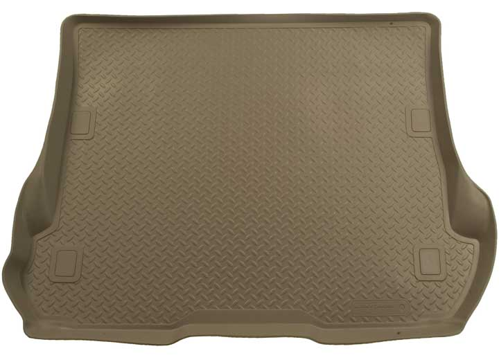 00-05 FORD EXCURSION - REAR CARGO LINER FITS BEHIND THIRD SEATREAR CARGO LINER TAN