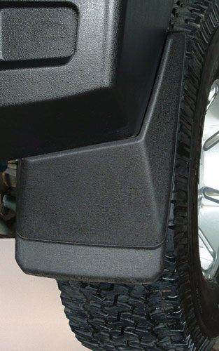 05-10 GRAND CHEROKEE W/O 5.7 HEMI REAR MUD GUARDS
